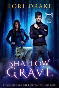 Shallow Grave, Grant Wolves Book 2
