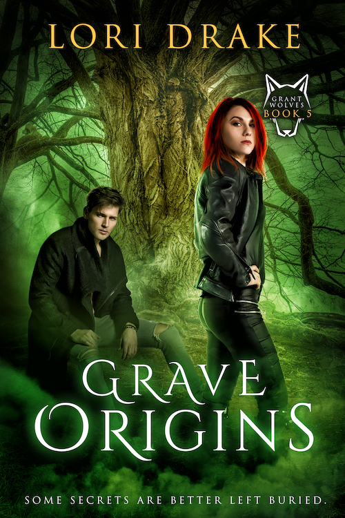 Grave Origins cover