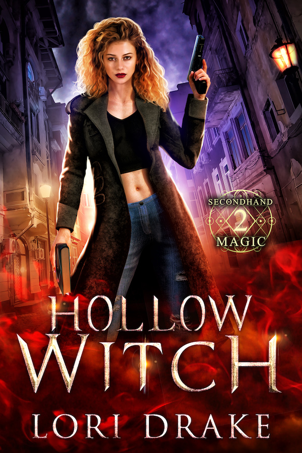 Hollow Witch Cover